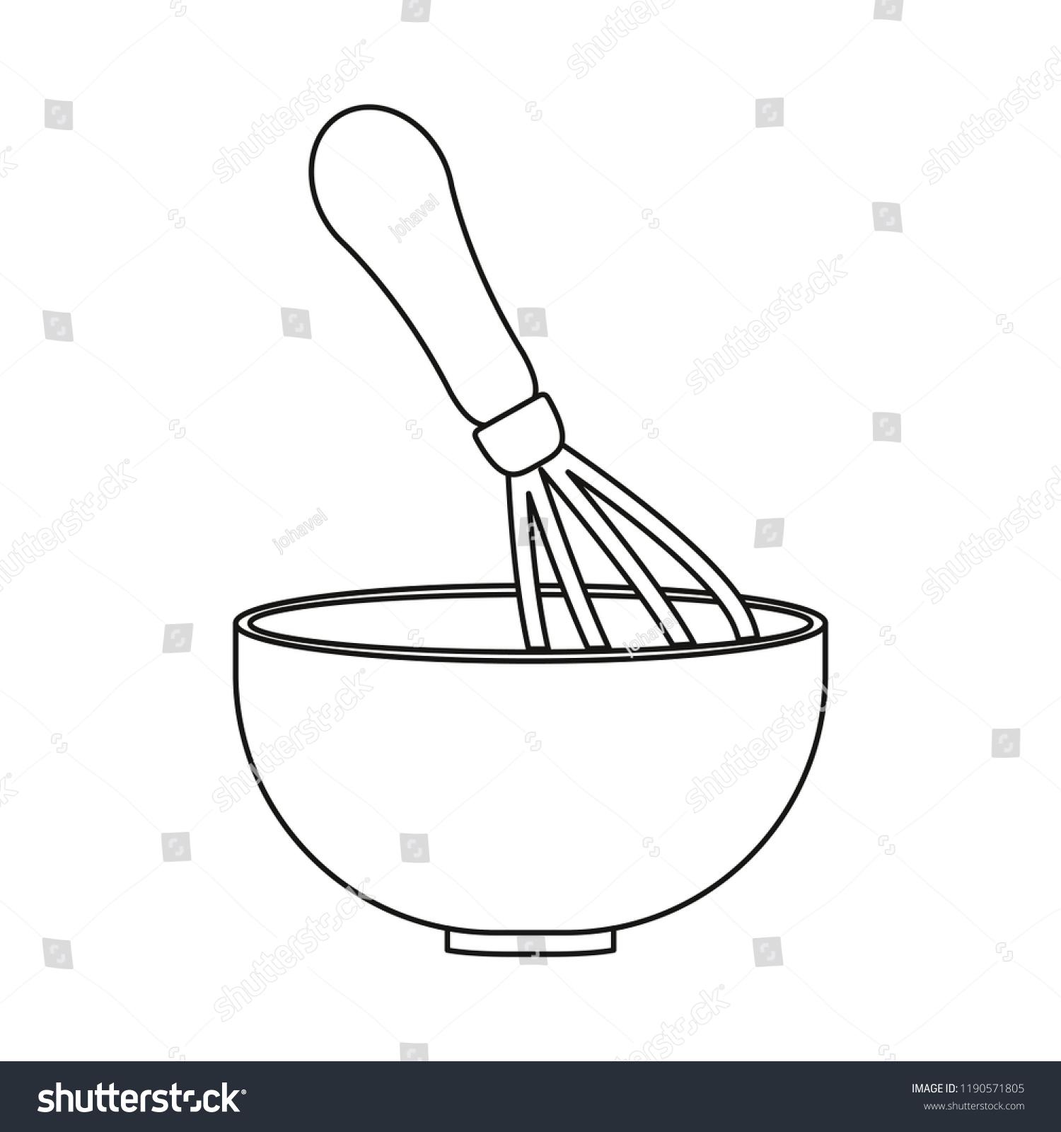 Descubra Kitchen Bowl Whisk Utensil Pastry imágenes de stock en HD y  millones de otras fotos, ilustraciones y vectores en stock libres de  regalías en la colección de Shutterstock. Se agregan miles de imágenes  nuevas de alta calidad todos los días.