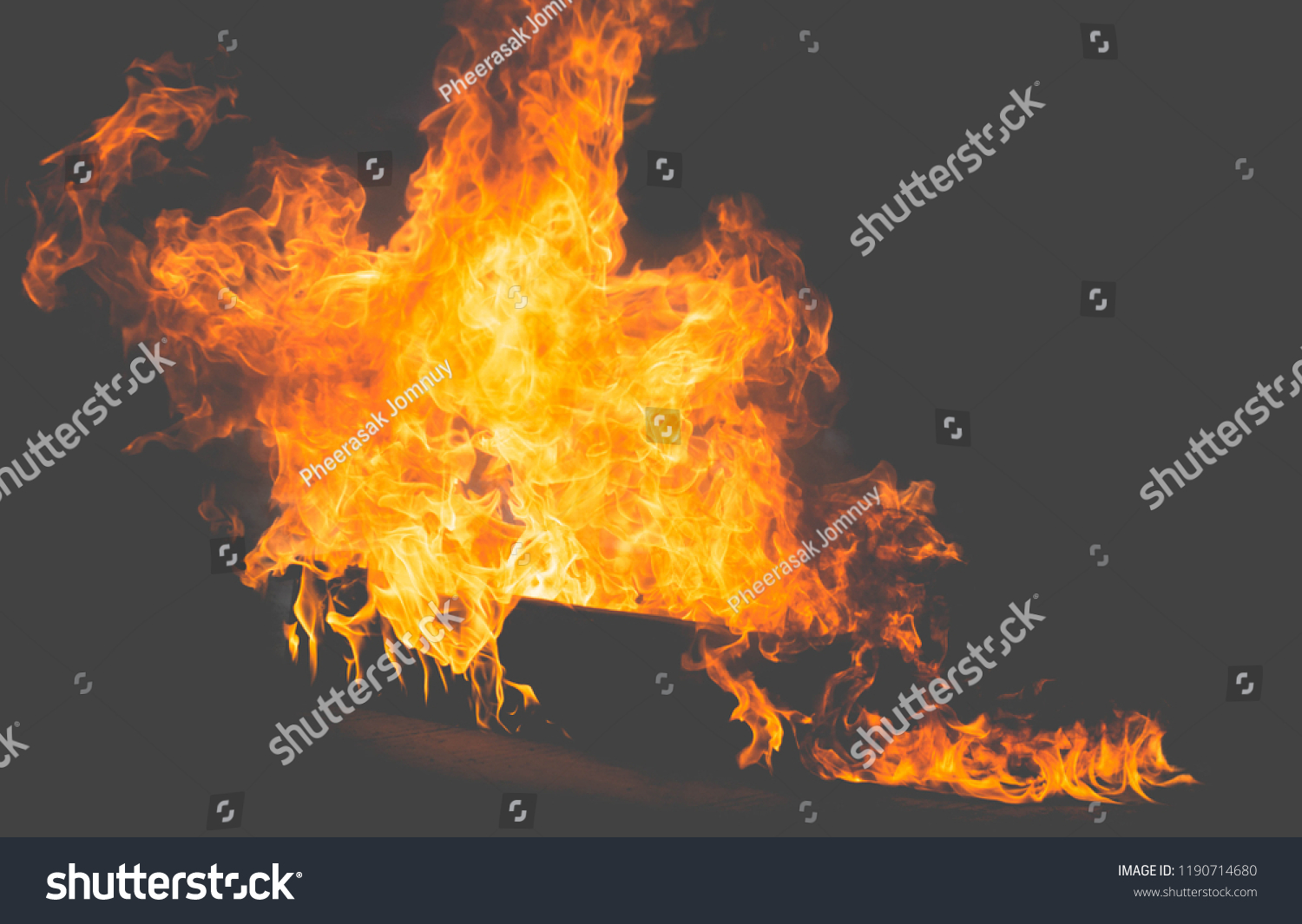 Texture Fire Background Fire Flames Using Stock Photo Edit Now 1190714680