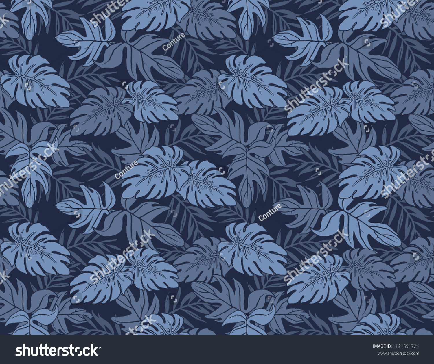 Hawaii Board Shorts Pattern