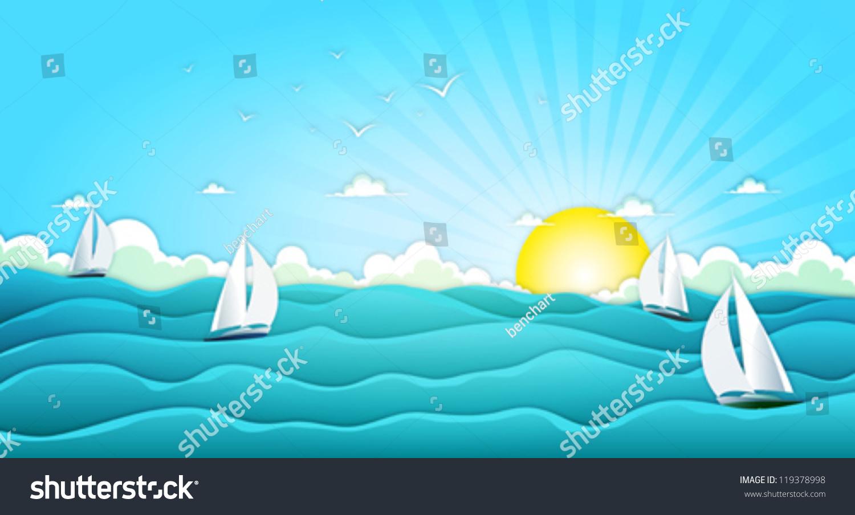 ocean cartoon clip art - photo #43