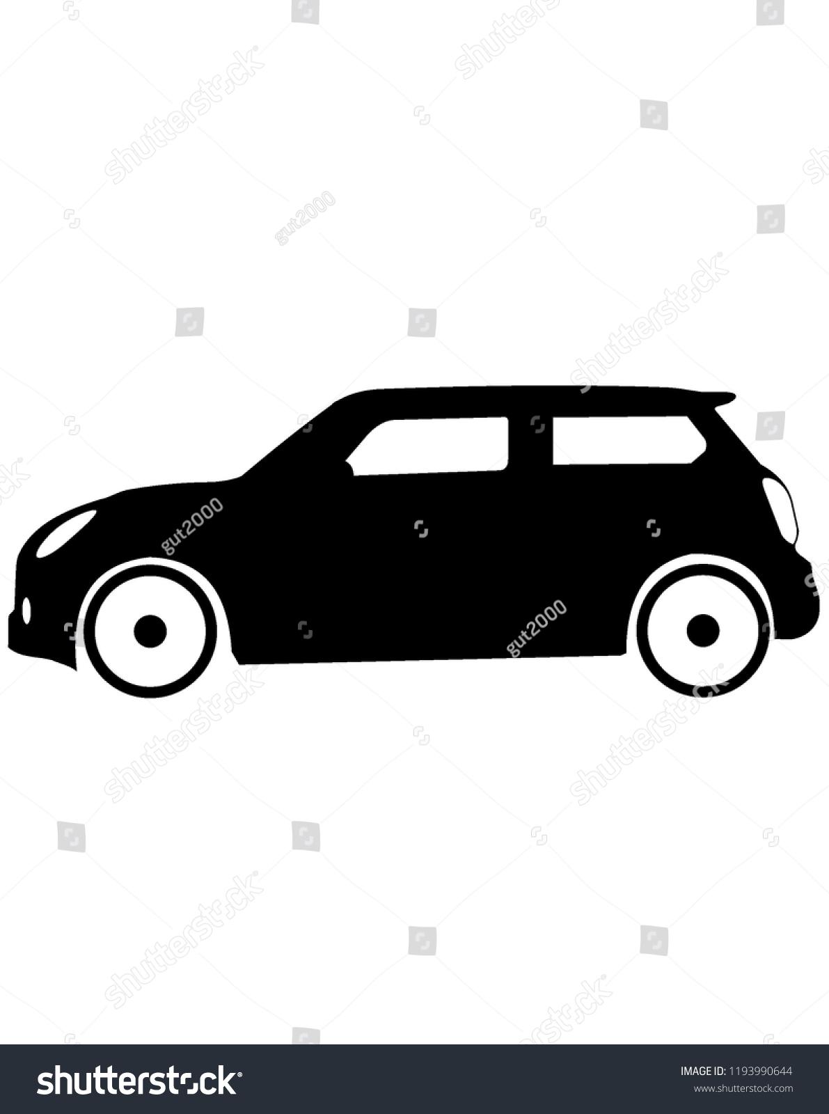 British Hatchback Logo Bmw Mini Cooper Stock Vector Royalty Free 1193990644