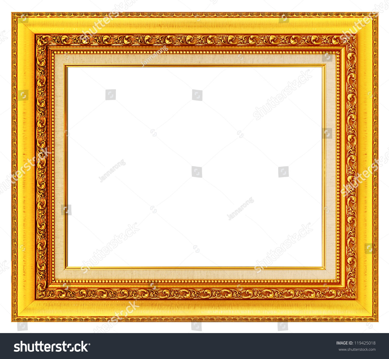 High Resolution Victorian Wood Cut Frame Stock Photo (Edit Now ...