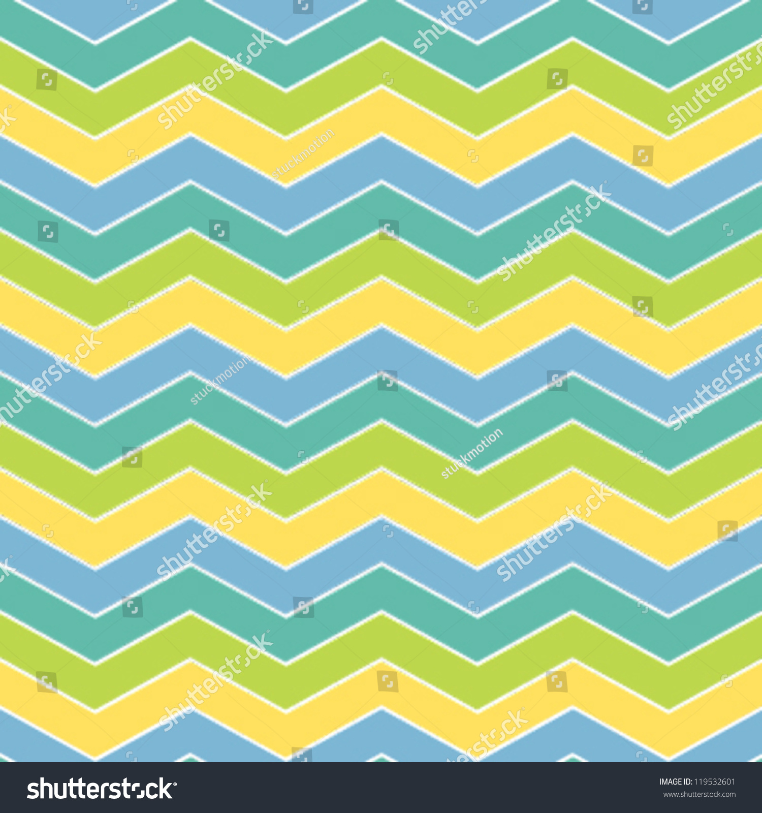 seamless chevron background pattern cool bright stock