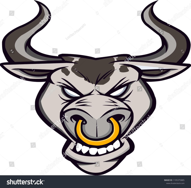 cow face vector stock vector royalty free 1195375885 shutterstock