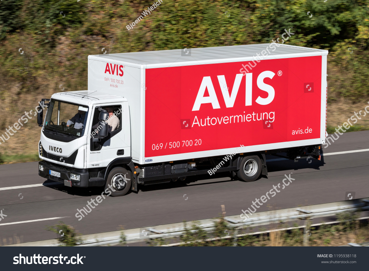 7927849fb0513a WIEHL GERMANY September 29 2018 Iveco Stock Photo (Edit Now ...