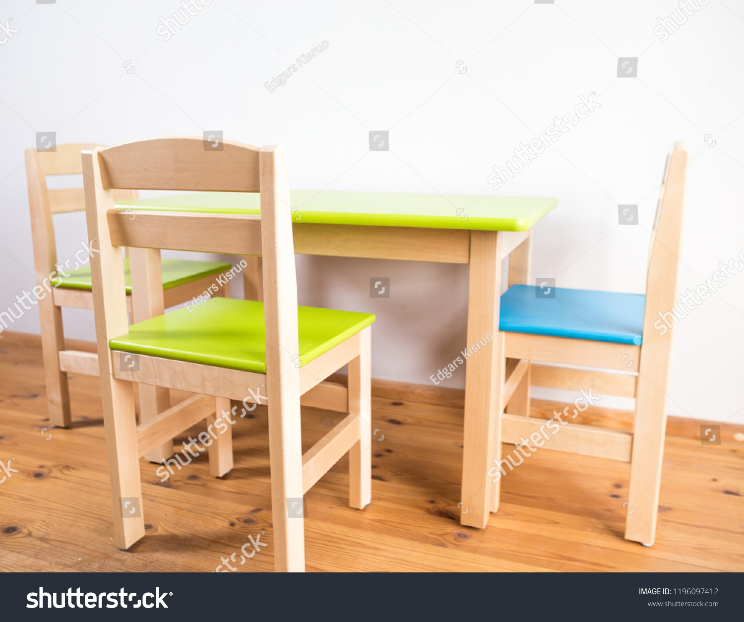 children design table chairs stock photo edit now 1196097412 rh shutterstock com