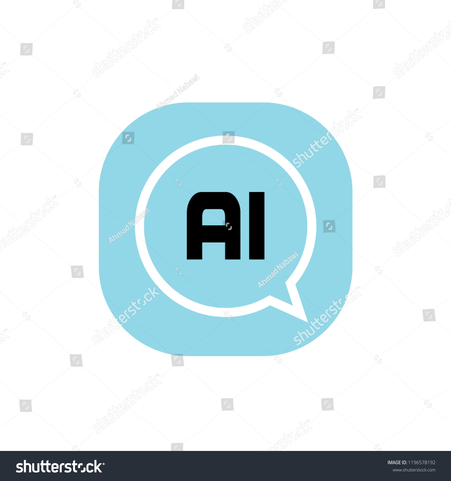 initial letter logo ai template design stock vector royalty free