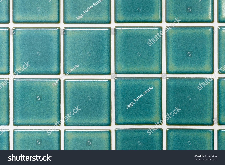 Local Style Thai Green Ceramic Tiles Stock Photo (Edit Now ...