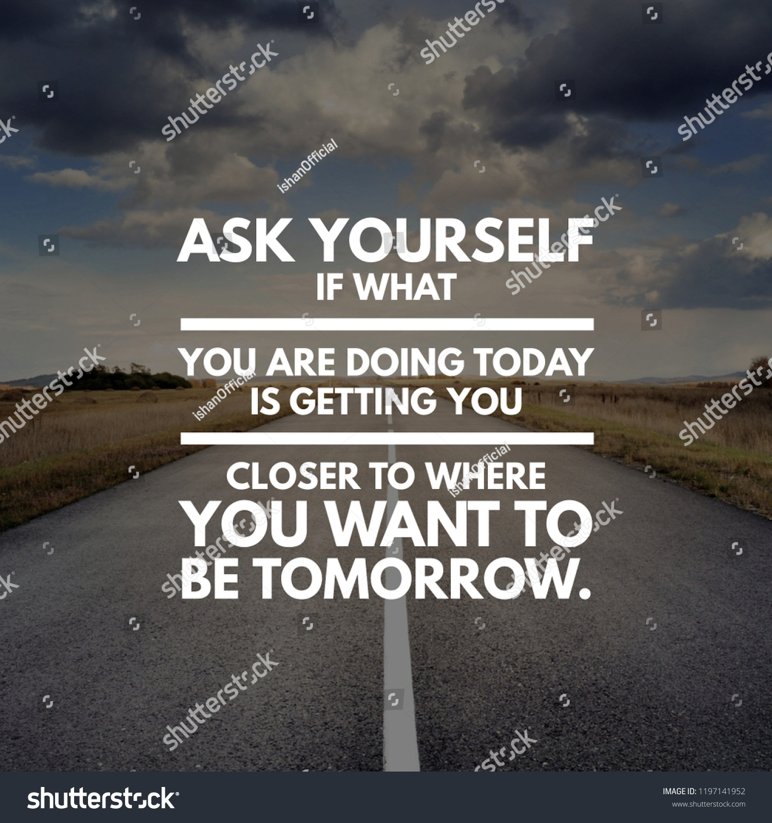 Motivational Quotes Life Stockfoto Nu Bewerken 1197141952
