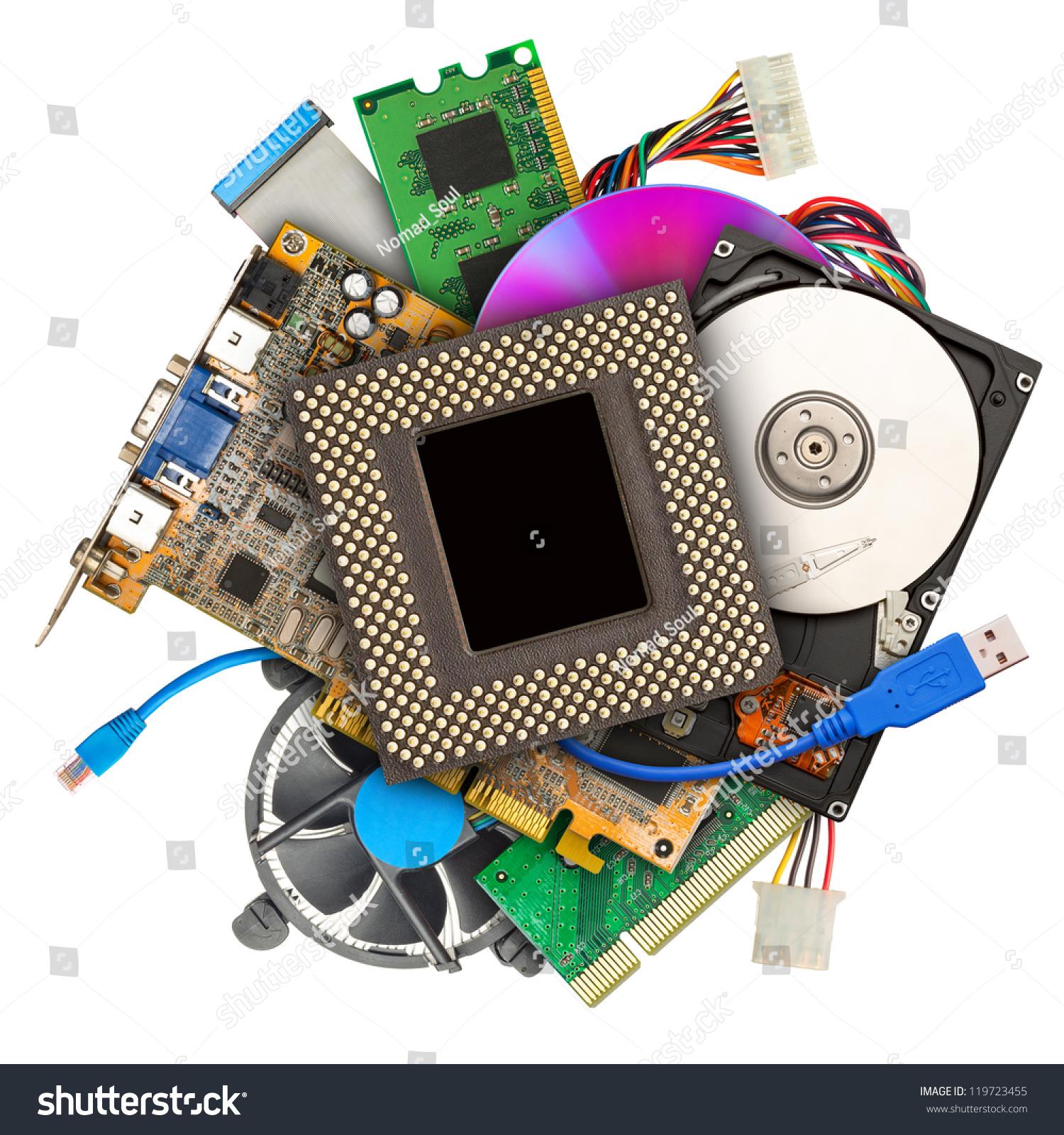 Wunderbar Computer Clipart Drähte Fotos - Elektrische Schaltplan ...