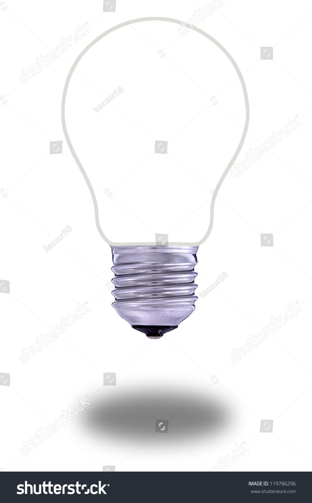 Traditional Light Bulb And Renewable Energy Stock Photo 119786296 Shutterstock