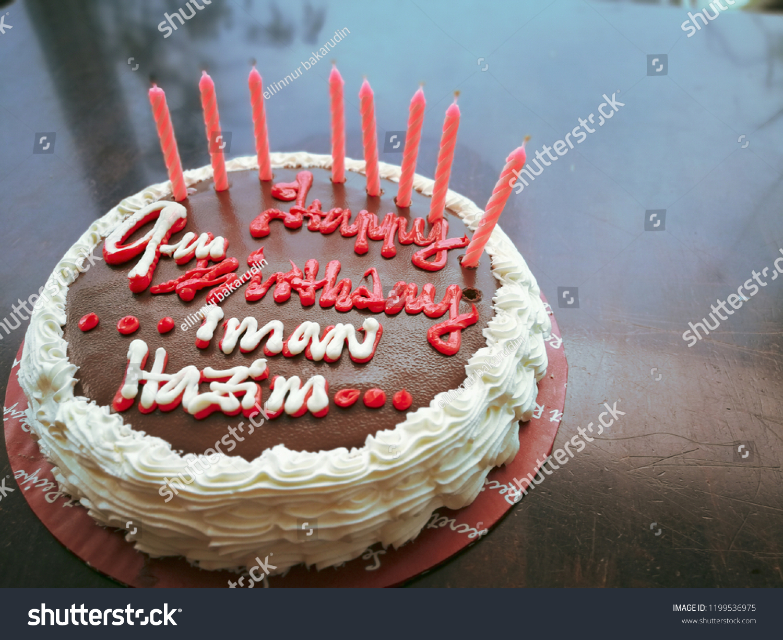 Pleasant Selangor Malaysia August 8 2018 Birthday Stock Photo Edit Now Funny Birthday Cards Online Sheoxdamsfinfo
