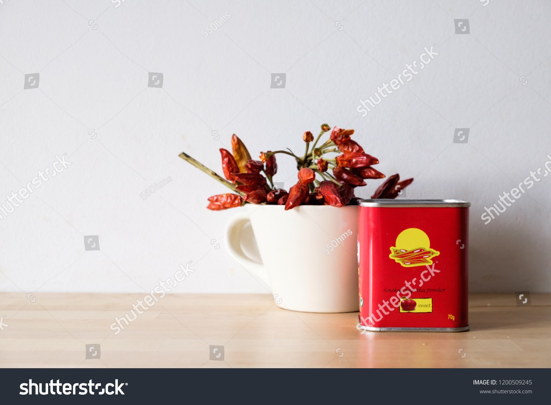 Concept Kitchen Restaurant Sweet Smoked Paprika Stock Photo Edit