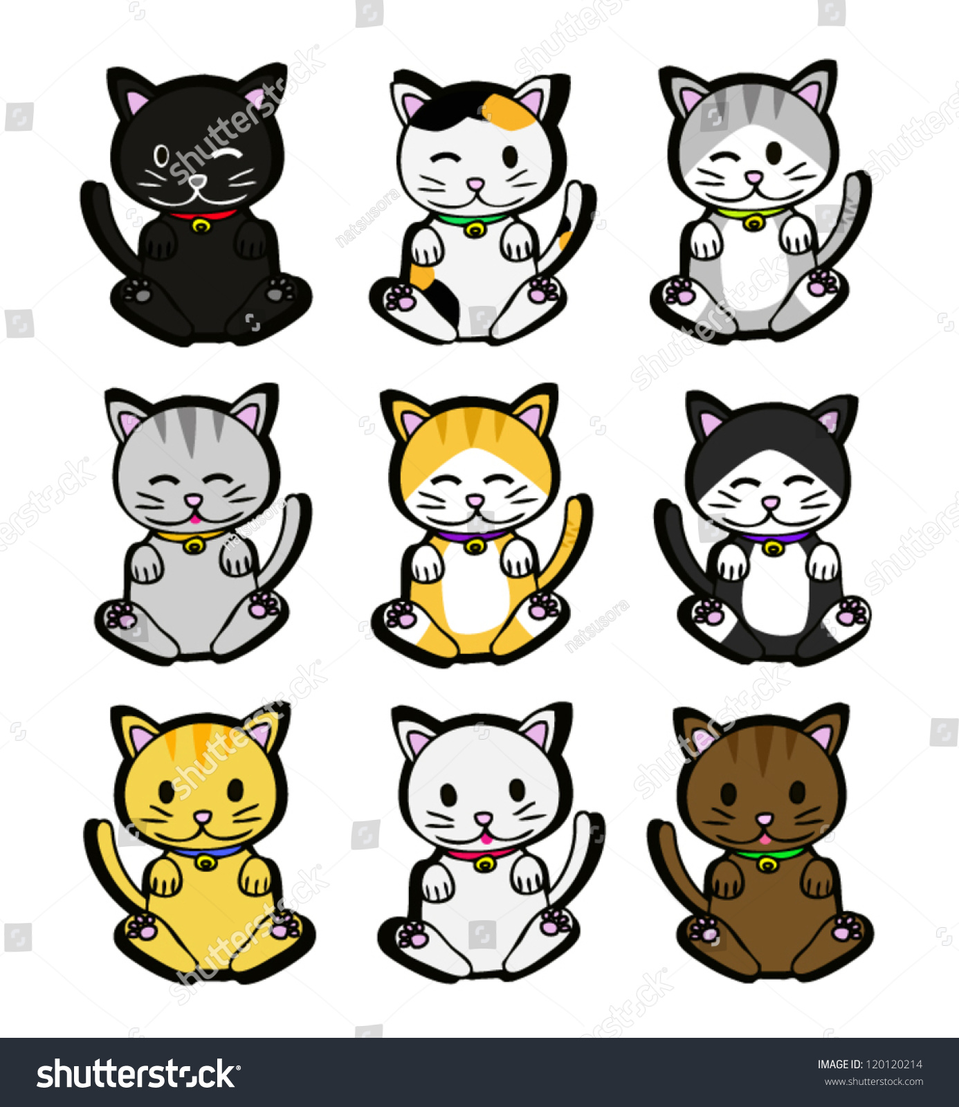 Cartoon Cat Stock Images | cartoon.ankaperla.com