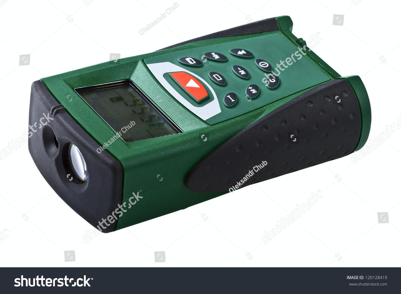 laser range finder thesis
