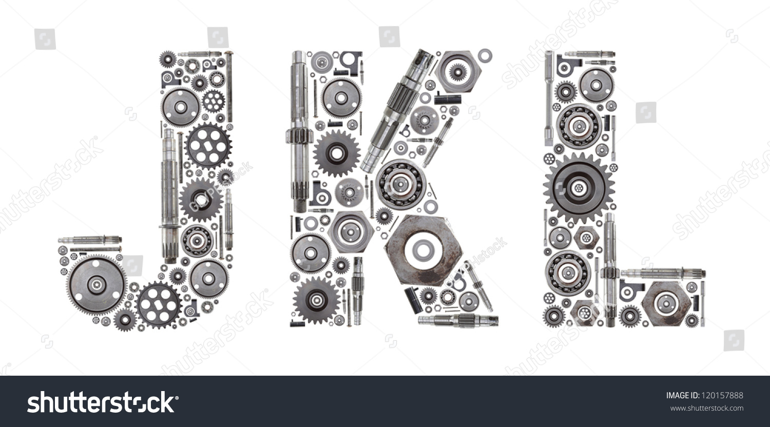 Metal Block Letters New Custom Metal Block Letters Made Out Stock Photo 120157888 Inspiration Design