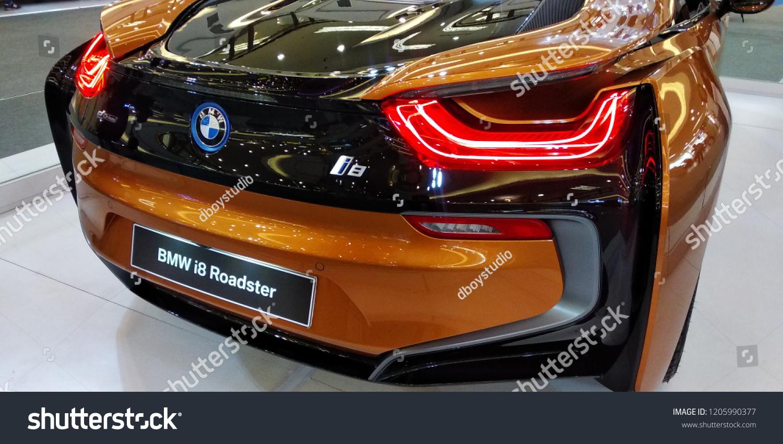 Malaysia Oktober 18 2018 Bmw I 8 Roadster Stock Photo Edit Now