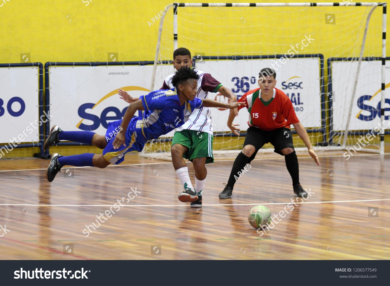 Rio De Janeiro Brazil October 6 Stock Photo (Edit Now) 1206577549 ... fd61a285c192d