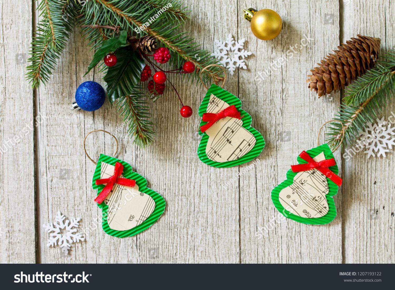 Christmas Decorations Christmas Gift Handmade Paper Stock