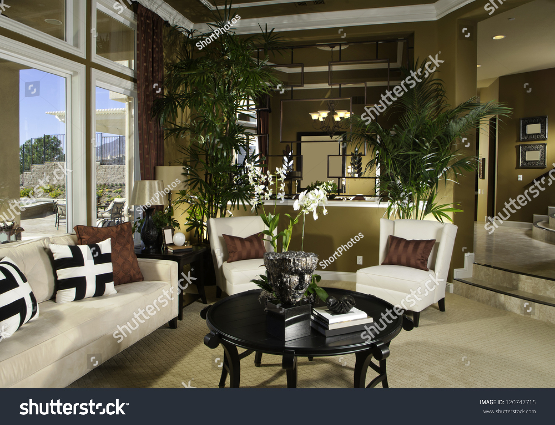 Classy Living Room Architecture Stock Imagesphotos Stock Photo
