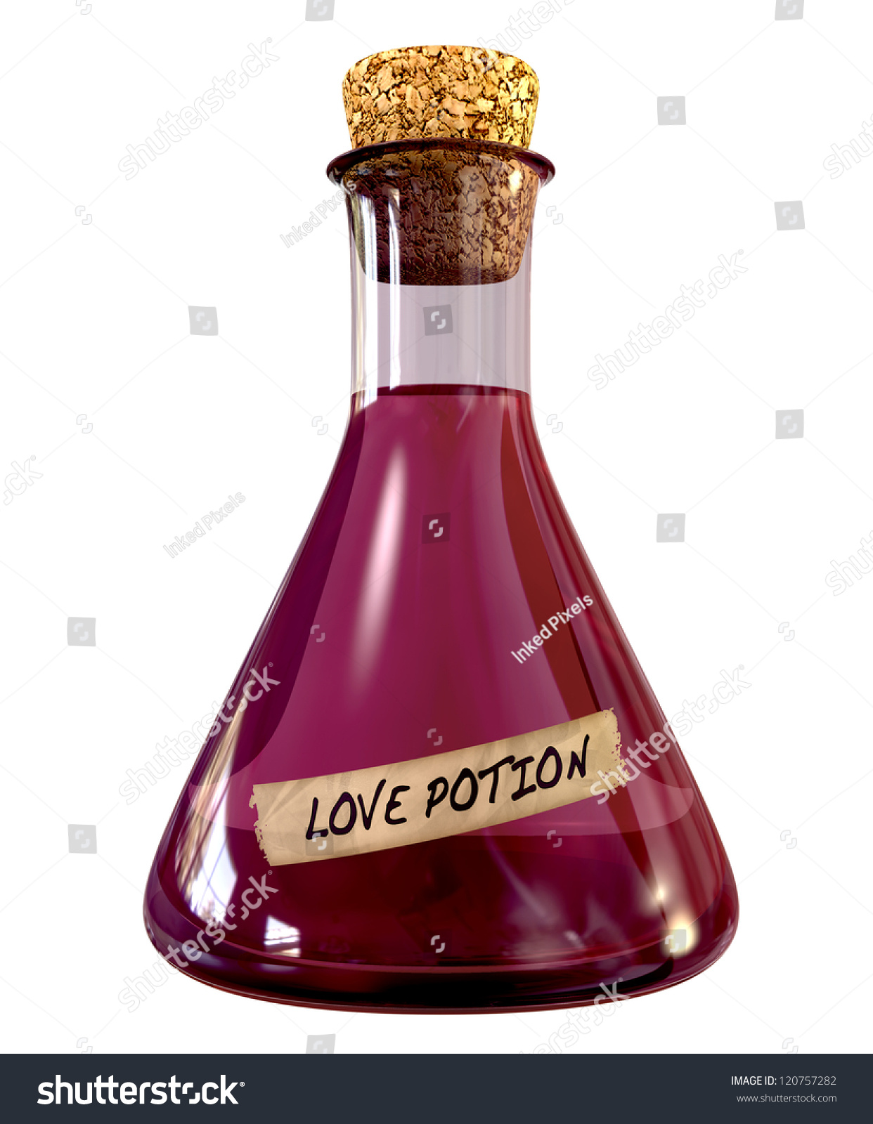 ✮ SPIRIT BRINGERS: THE SIDER STORIES (ANTES LABERINTO DE LA DEMENCIA ☠) - Página 2 Stock-photo-a-regular-chemistry-glass-bottle-filled-with-a-pink-liquid-called-love-potion-and-sealed-with-a-120757282