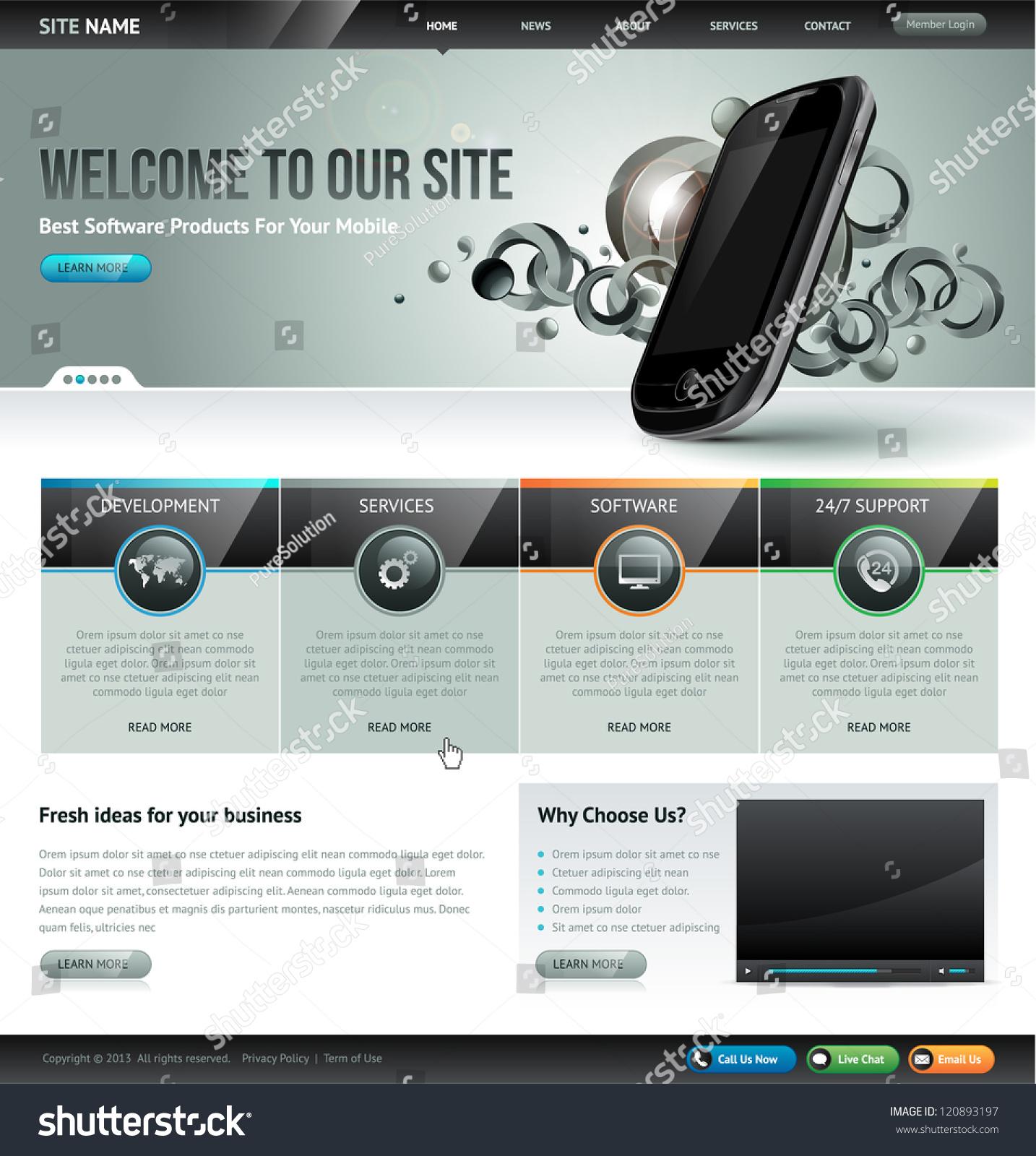 Online image photo editor shutterstock editor for Website layout maker