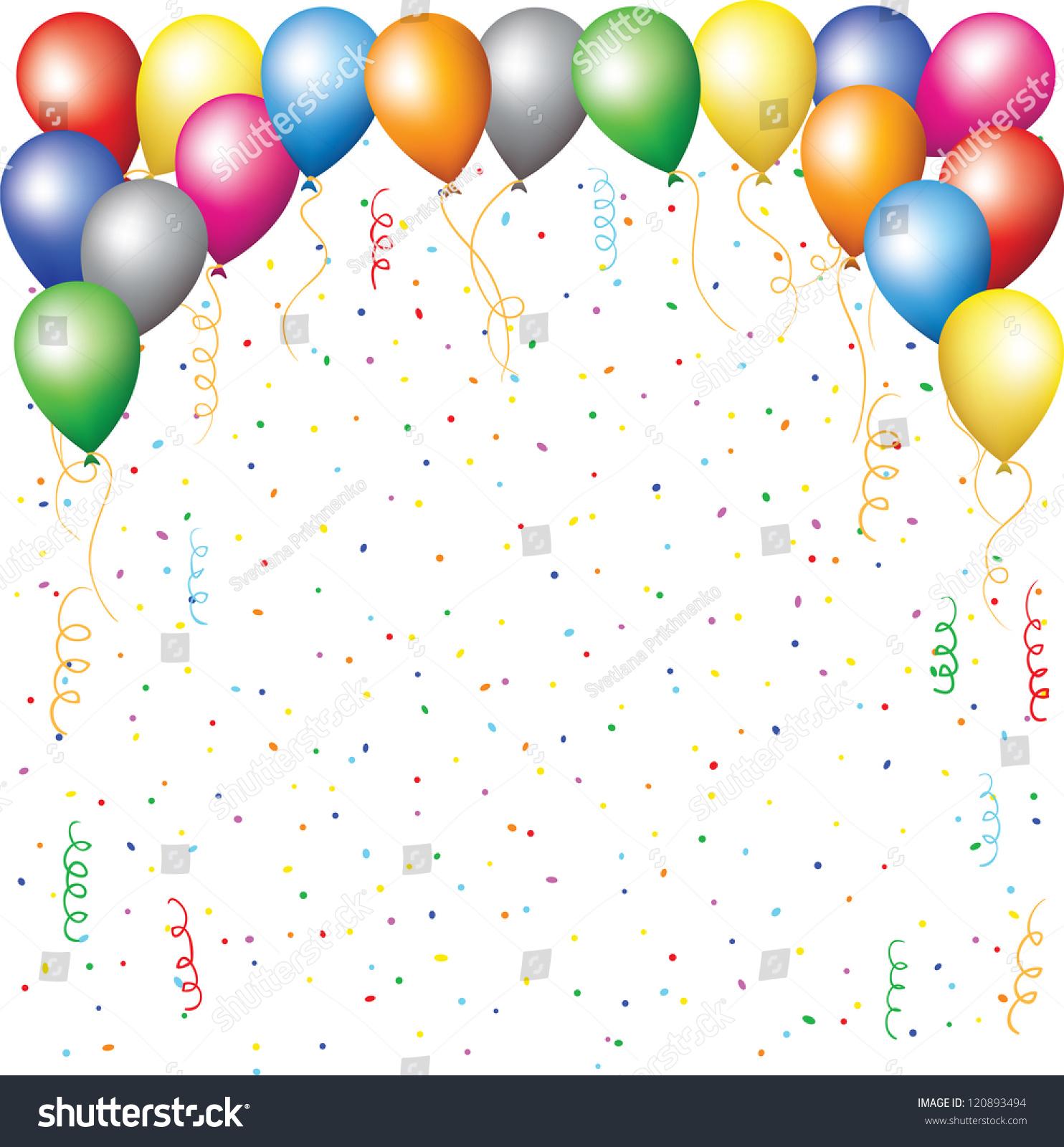 Серпантин поздравлений на день рождения 131