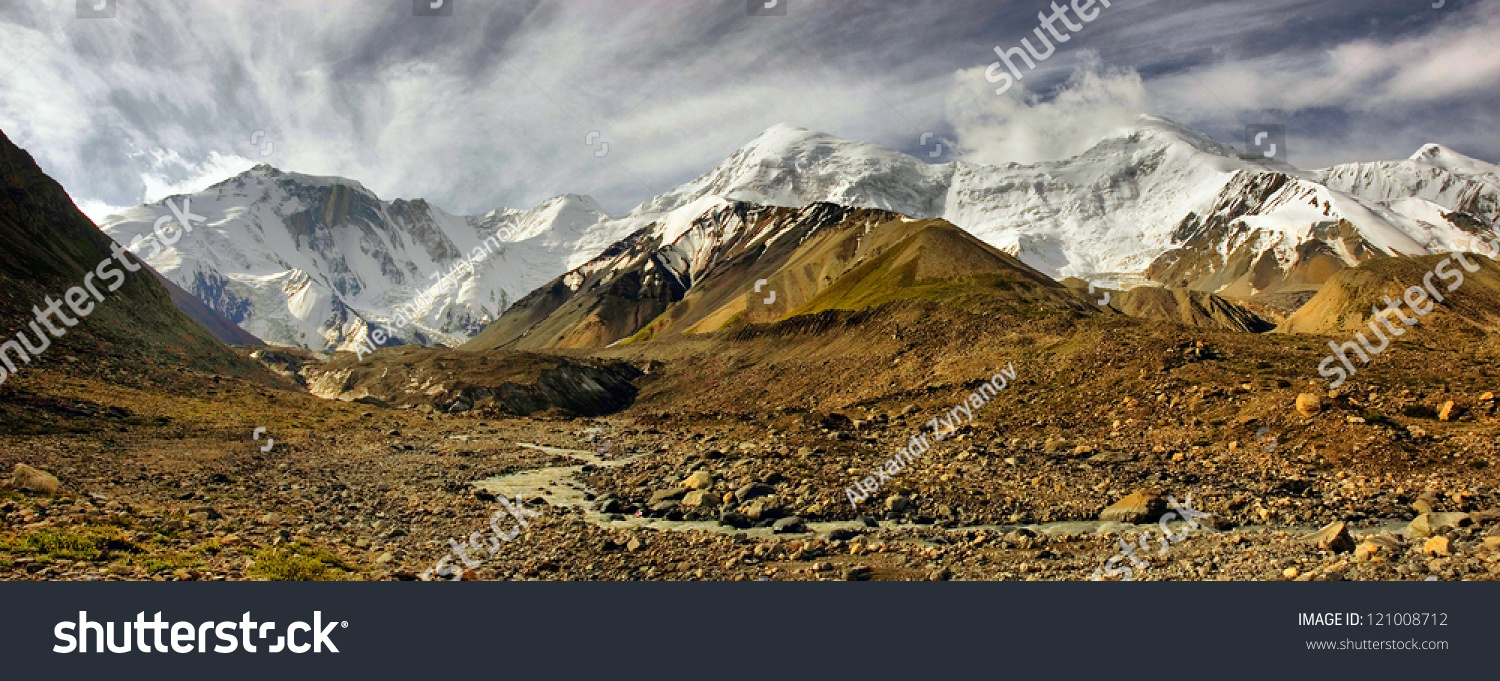 stock-photo-panorama-of-high-mountains-o