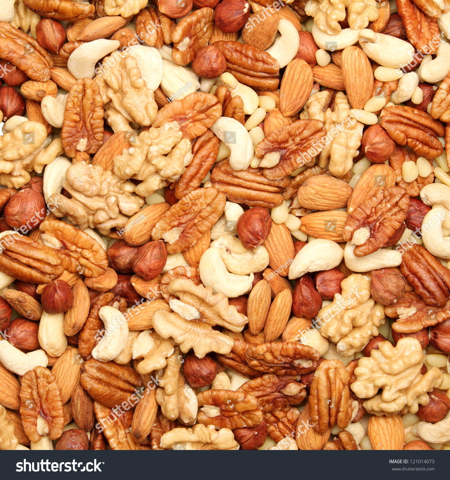 background mixed nuts pecans hazelnuts walnuts stock photo. Black Bedroom Furniture Sets. Home Design Ideas