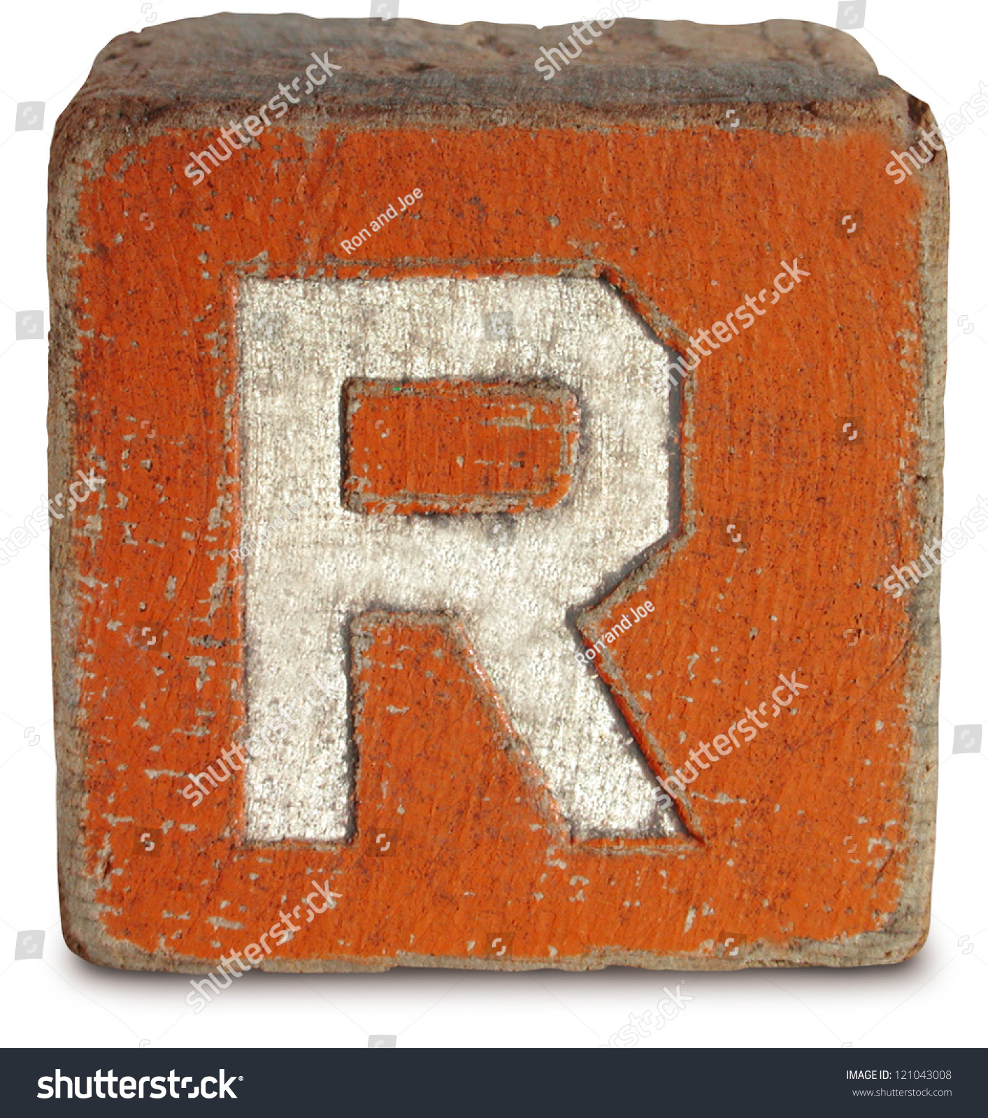 Photograph Wooden Block Letter R Stock Photo Edit Now Shutterstock