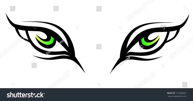 Фото кошачьих глаз для тату