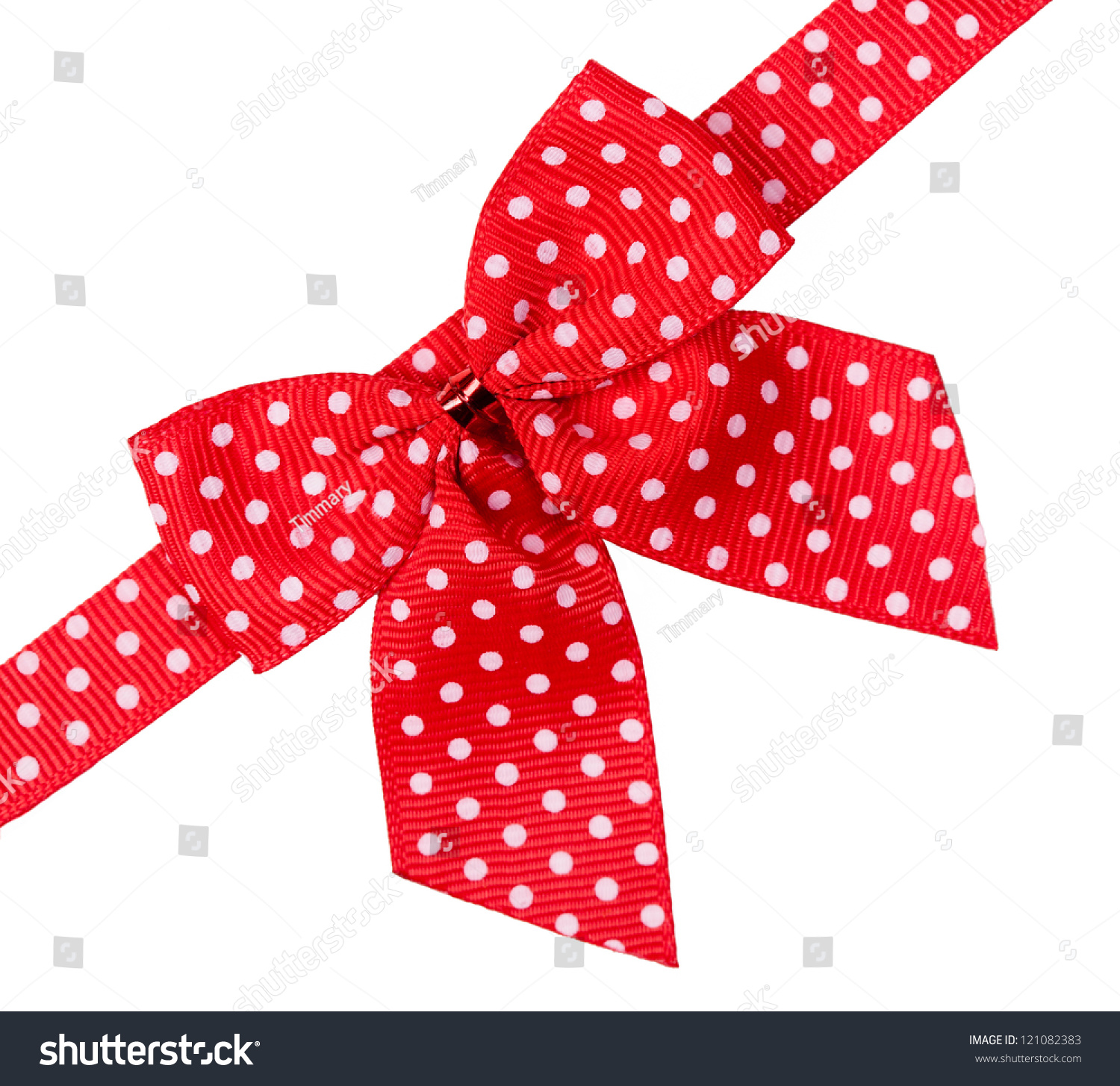 dotted red ribbon and - photo #18