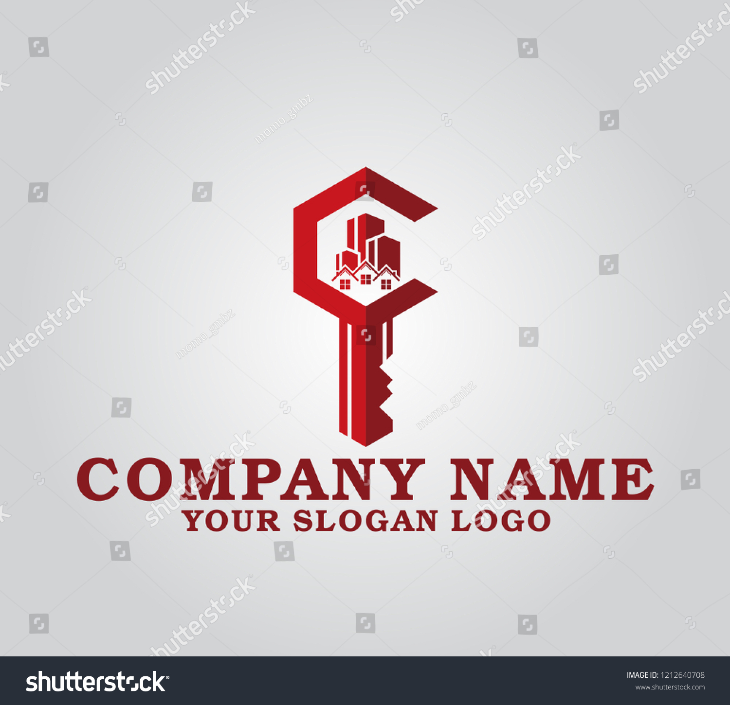 88ed9381d1 Key Success Buying Housing Young Groups Stock Vector (Royalty Free ...