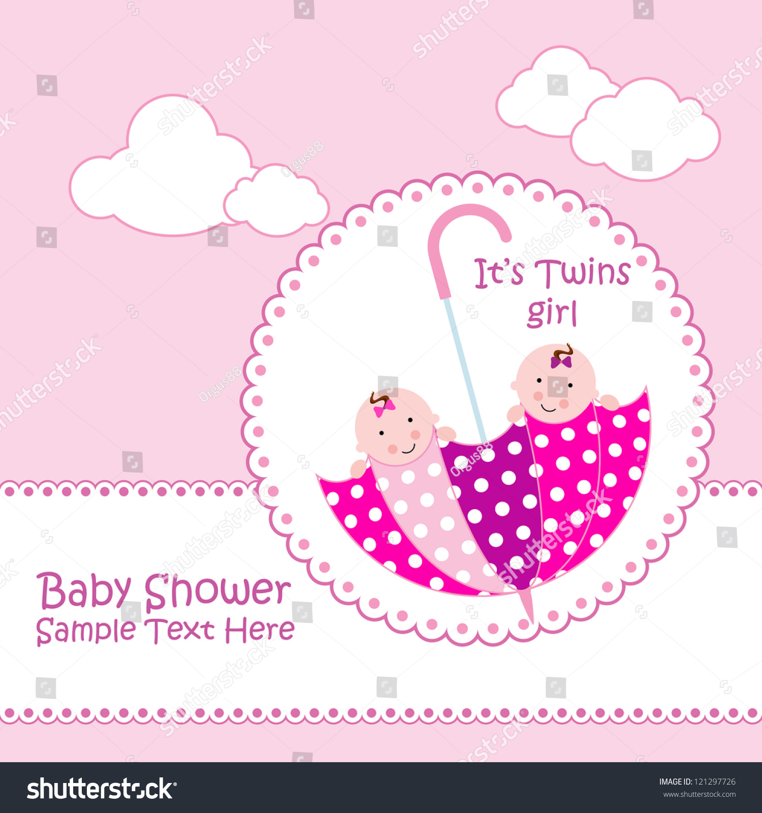 Baby boy arrival card vector by leonart image 600444 vectorstock - Pics Photos Baby Shower Card With Announcement Twins Wallpaper Gallery Baby Boy Shower Card Arrival