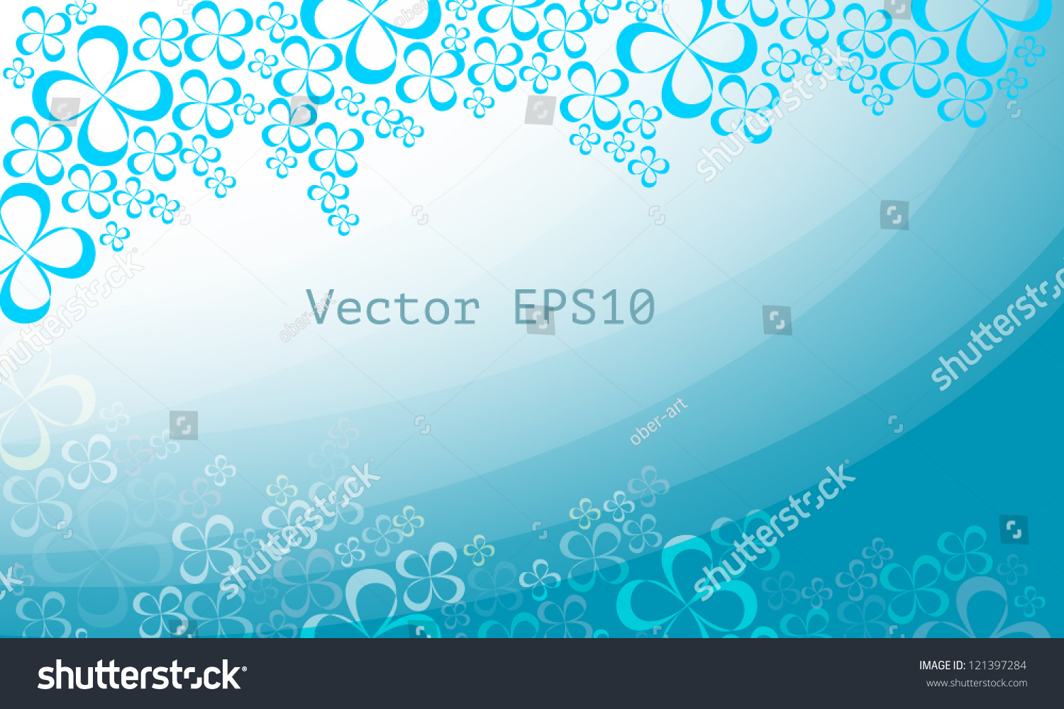 abstract background with clever stock vector illustration