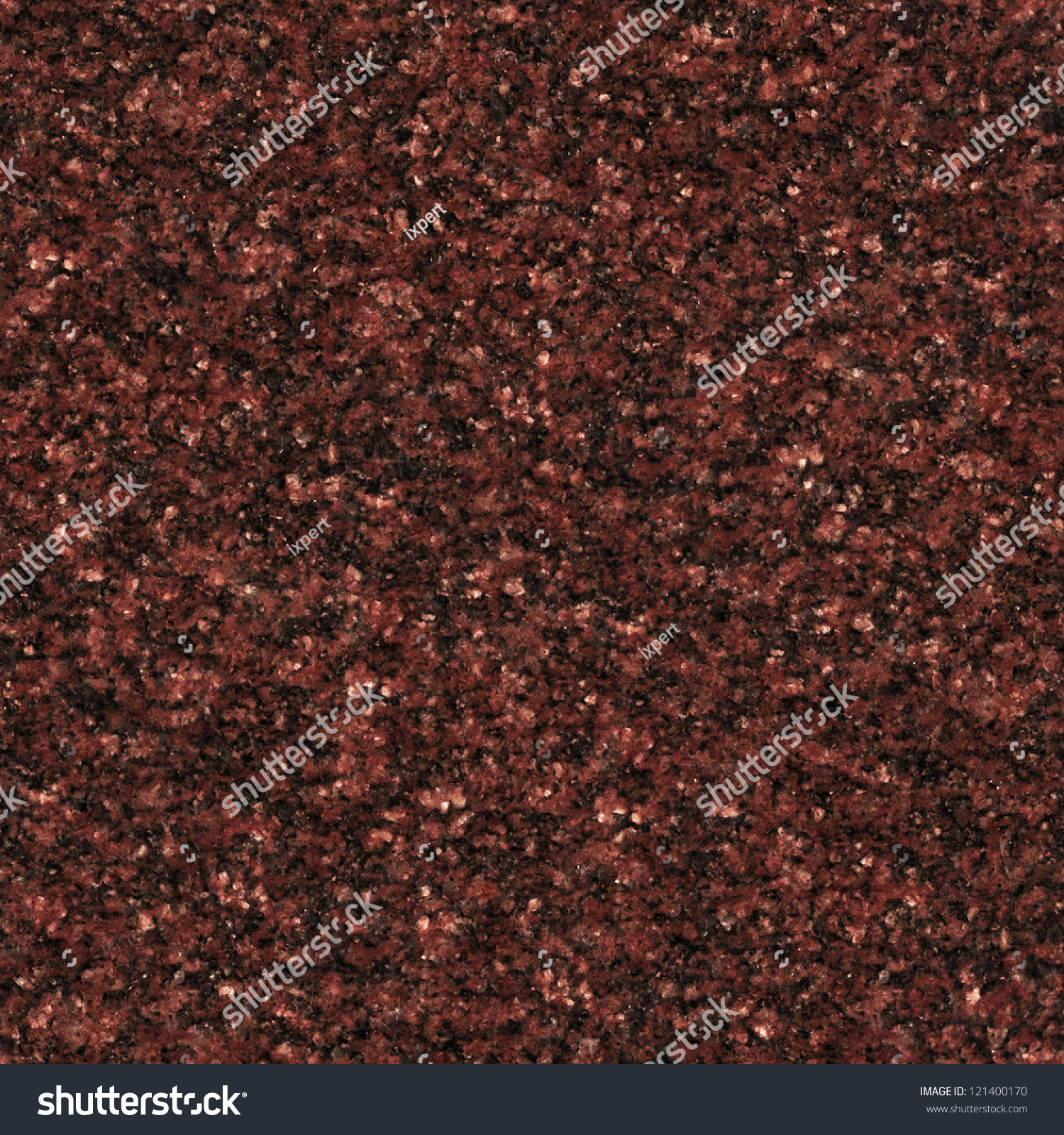Seamless Granite Texture Closeup Photo Stock Photo 121400170