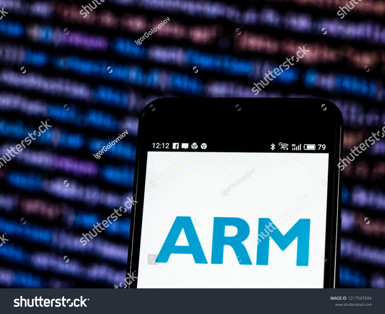 Kiev Ukraine Oct 31 2018 Arm Stock Photo (Edit Now) 1217547694