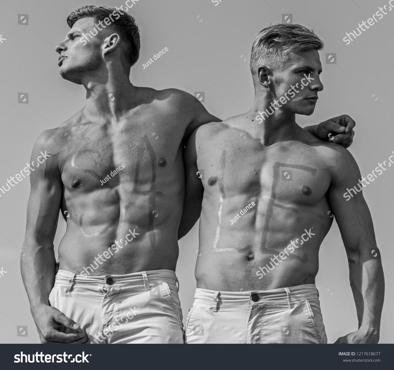 Men muscles nude Nude Photos