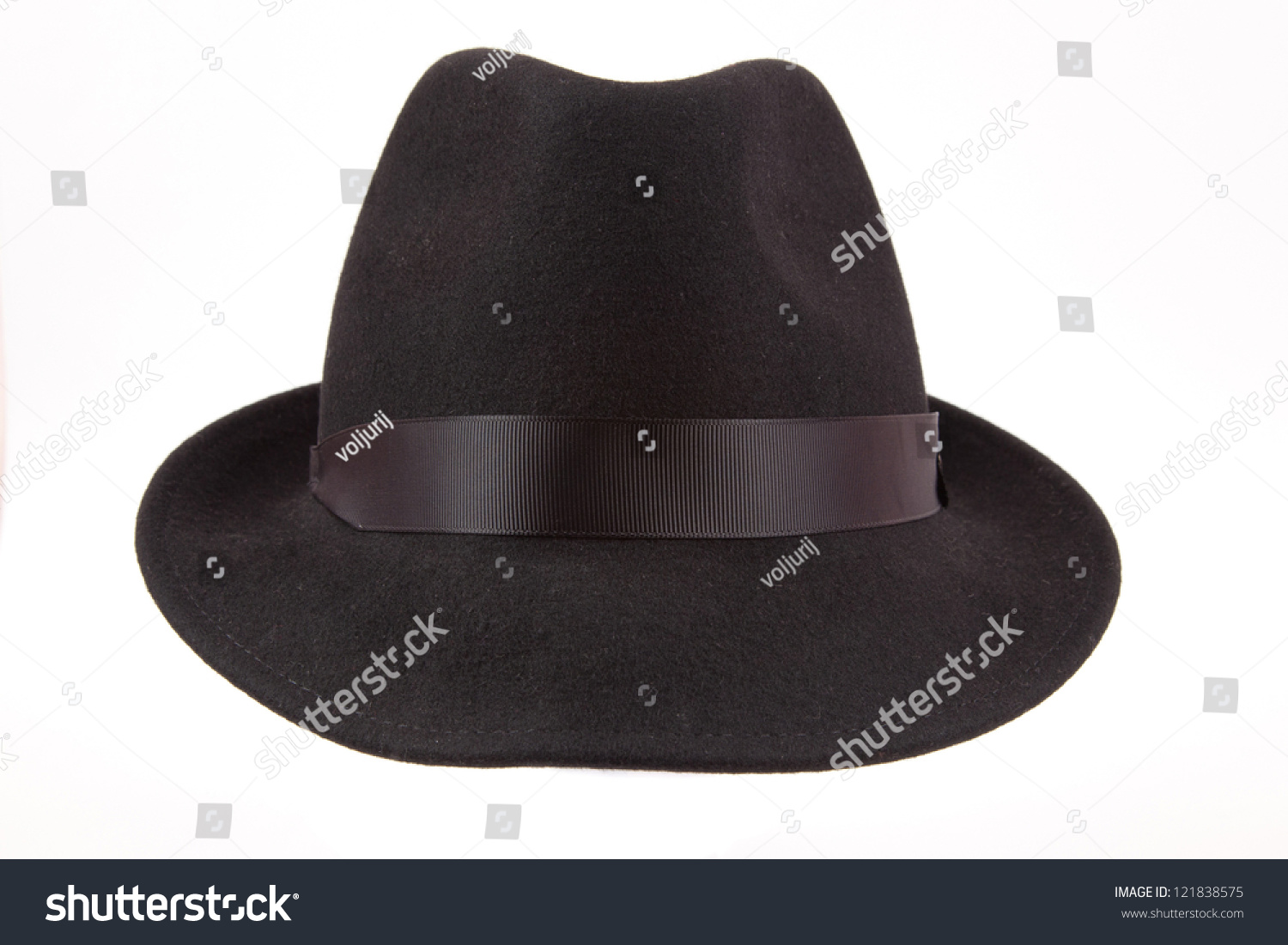 men's hat on a white background #121838575