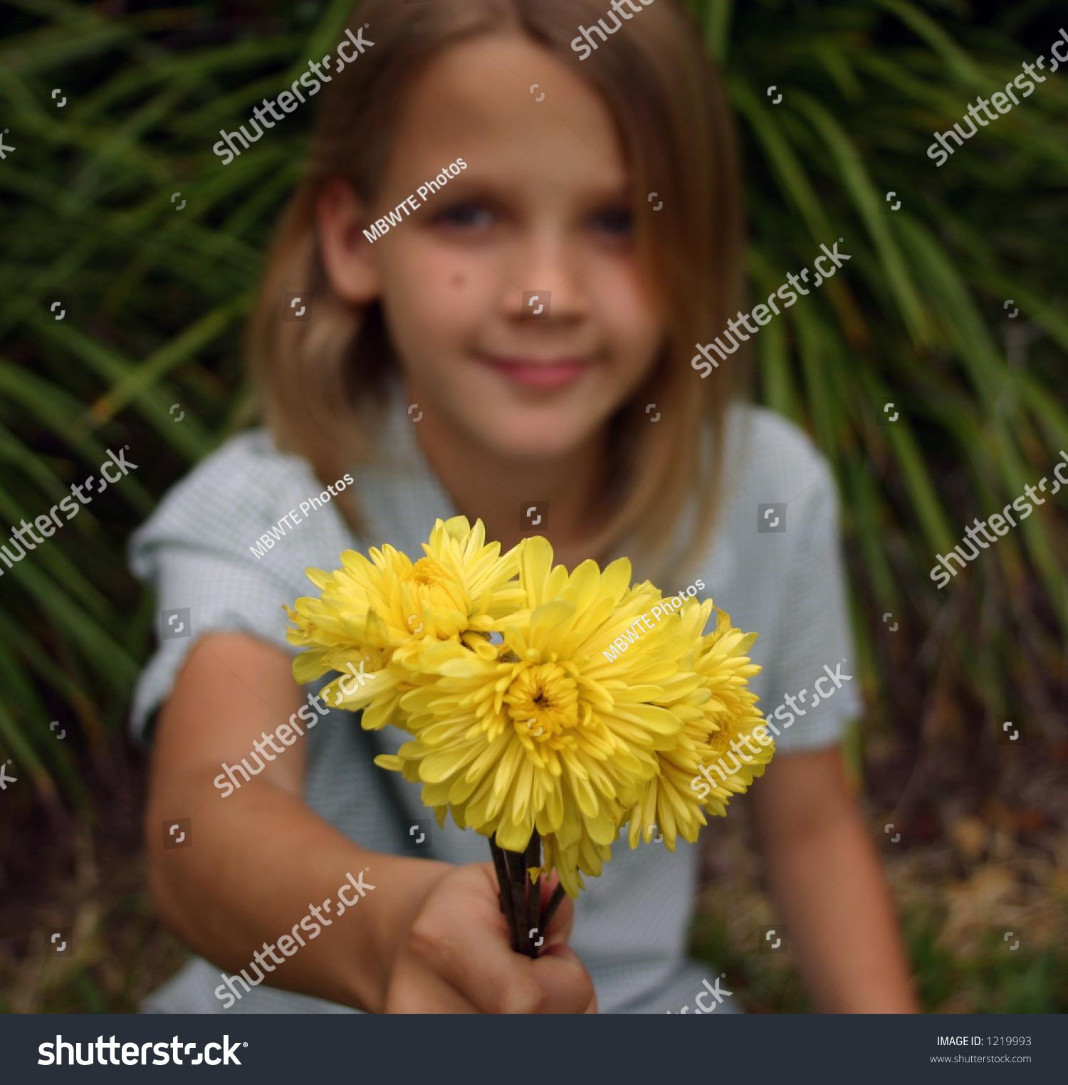 Flowers For Mom Stock Shutterstock