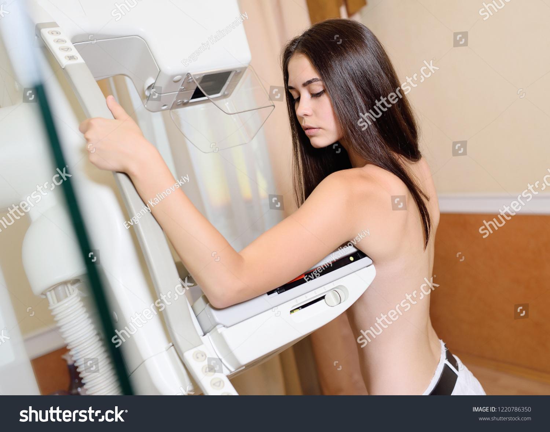 In muscled women bondage