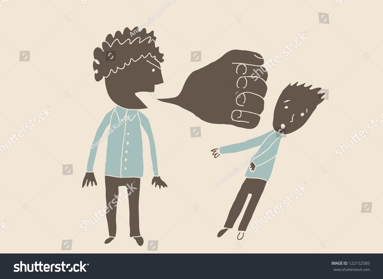 Effects of verbal bullying on the victim