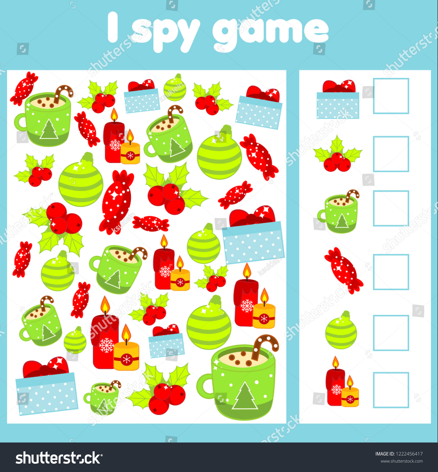 spy game toddlers find count objects stock vector royalty free 1222456417 https www shutterstock com image vector spy game toddlers find count objects 1222456417
