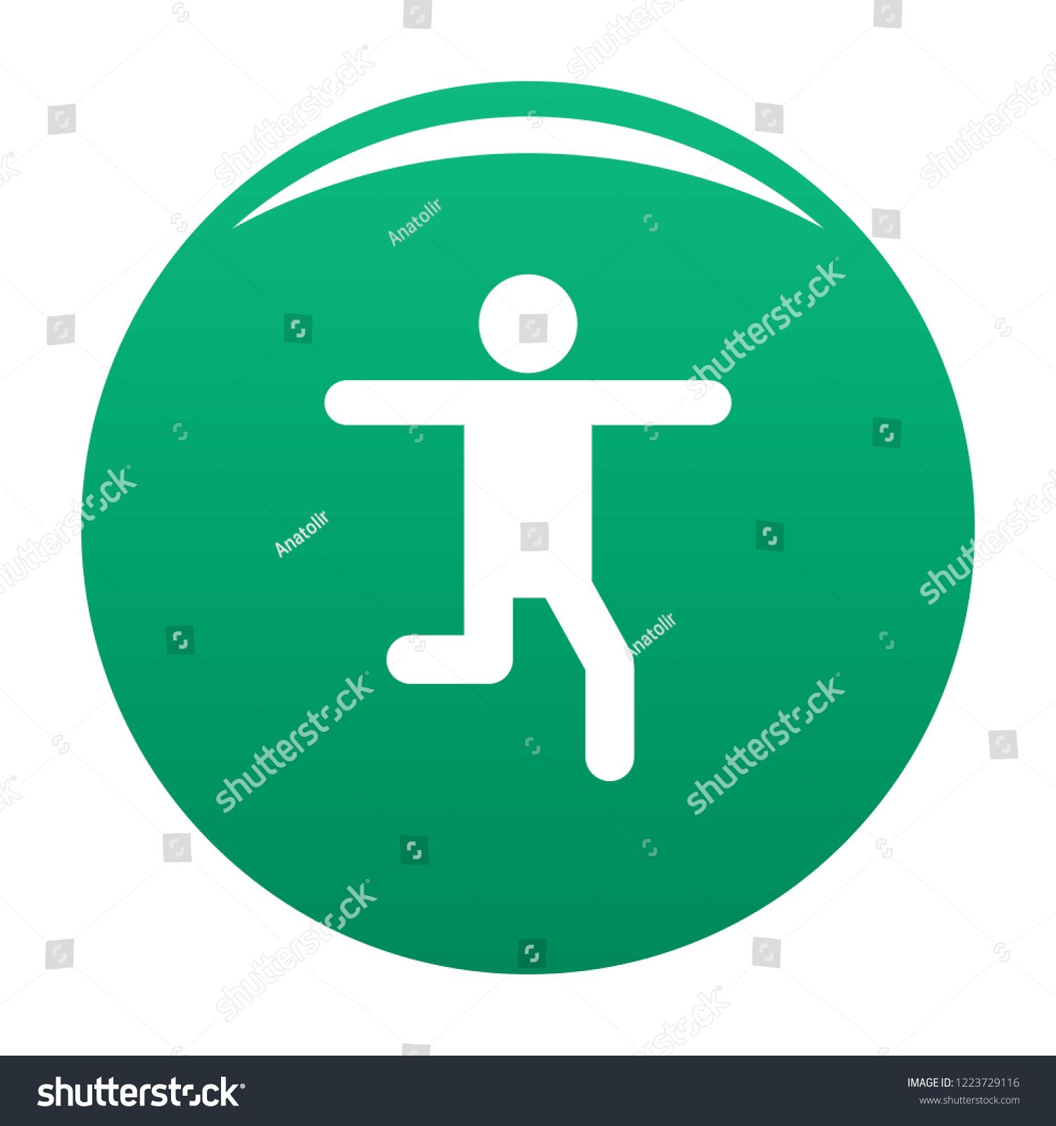 Royalty Free Stock Illustration Of Stick Figure Stickman Icon