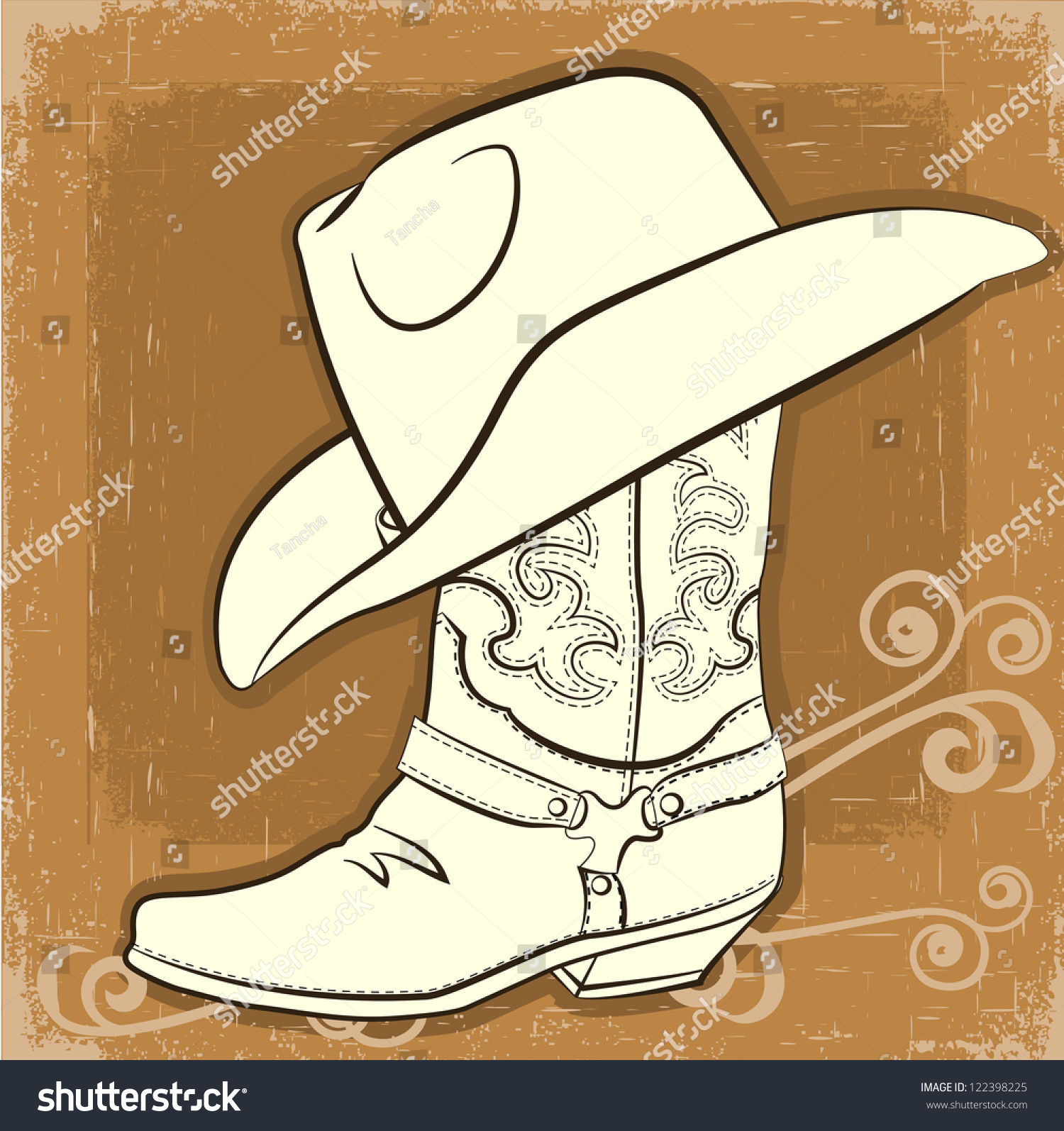 how to clean inside of cowboy boots