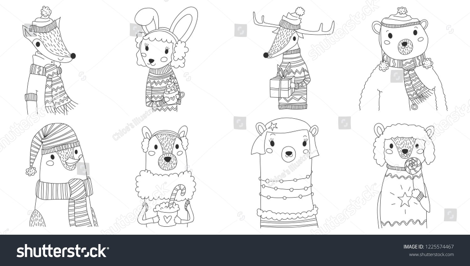 stock-vector-vector-christmas-animals-li