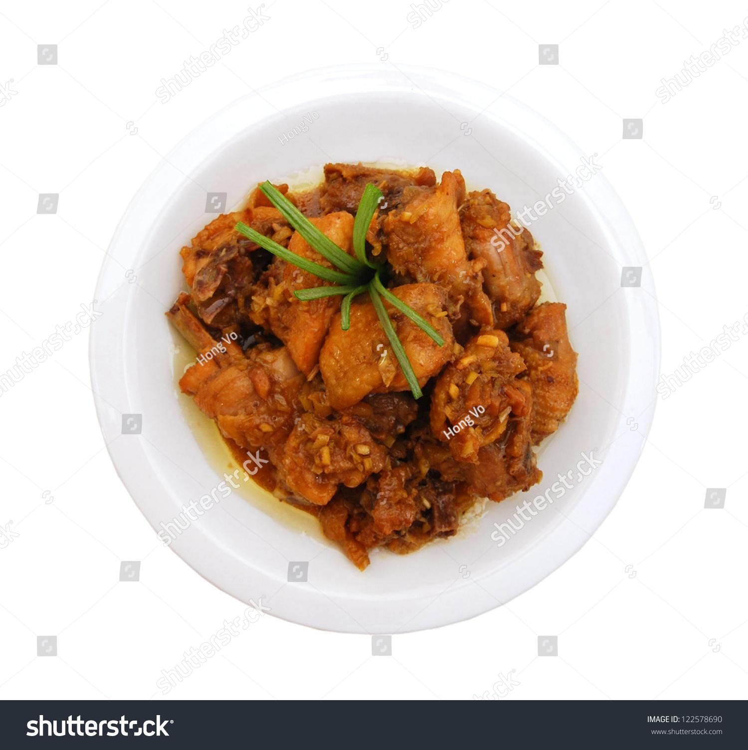 how to cook vietnamese chicken