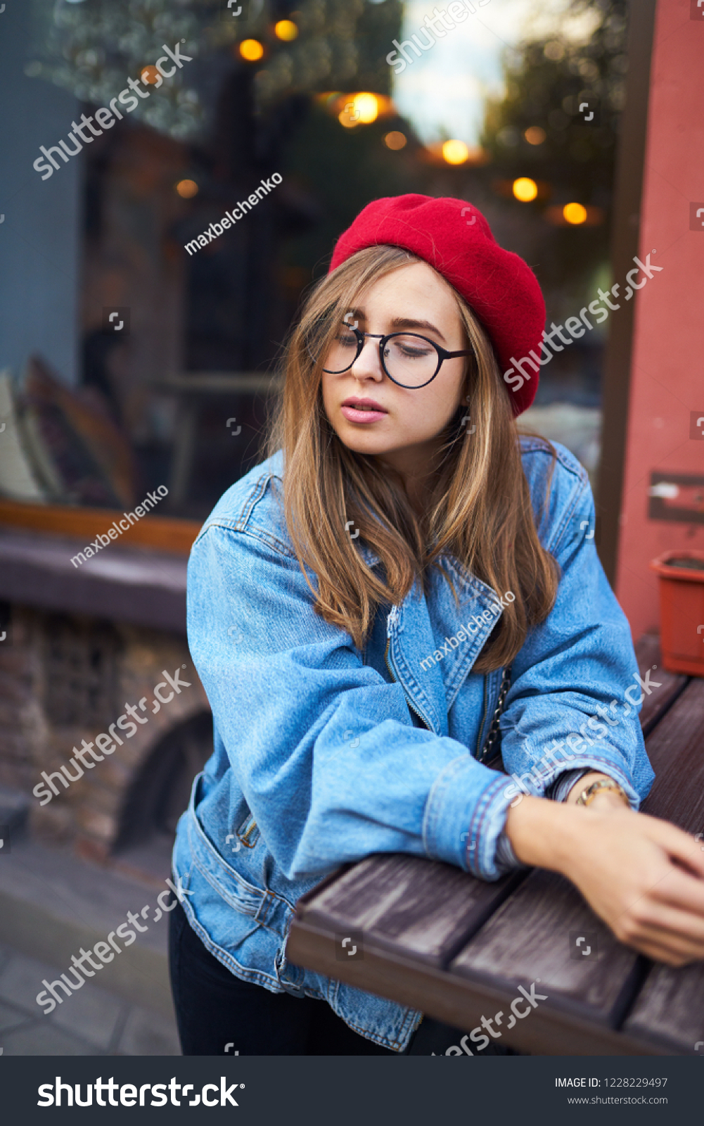 c90df2cc843 Summer sunny lifestyle fashion portrait of young stylish hipster woman  walking on street