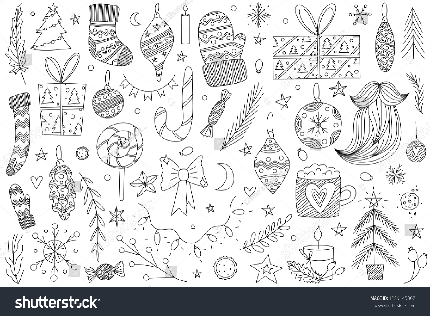 stock-vector-black-and-white-hand-drawn-