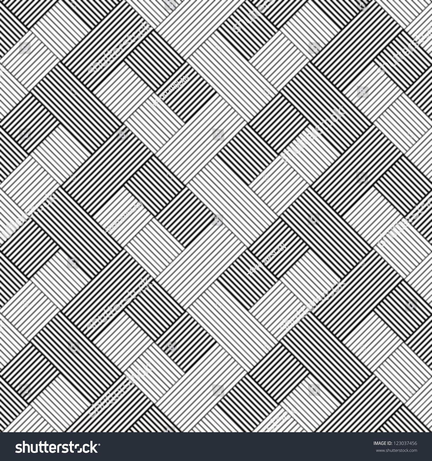 Line Art Texture : Line art geometric pattern texture background stock vector